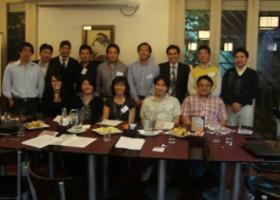 Inicio de actividades Club de Negocios Argentino Japonés