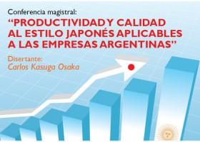 CNAJ lo invita a la Conferencia de DON CARLOS KASUGA, 15 de octubre a las 19 hs.