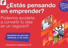 Programa de Desarrollo Emprendedor, CABA