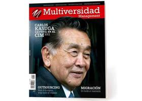 Nota del Sr. Carlos Kasuga en Multiversidad Management
