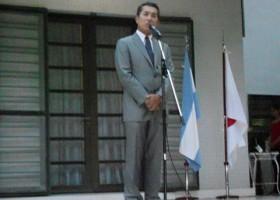 Celebración de AÑO NUEVO en la Embajada de Japón en Argentina