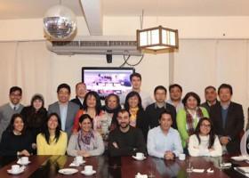 Excelente INTERCAMBIO EMPRENDEDOR ! Muchas gracias por compartir sus proyectos.